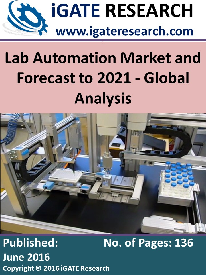 Lab Automation Market and Forecast to 2021 - Global Analysis