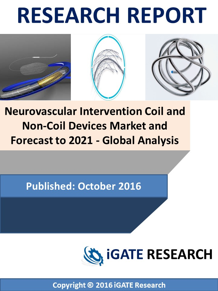 Neurovascular Intervention Coil and Non-Coil Devices Market and Forecast to 2021 - Global Analysis